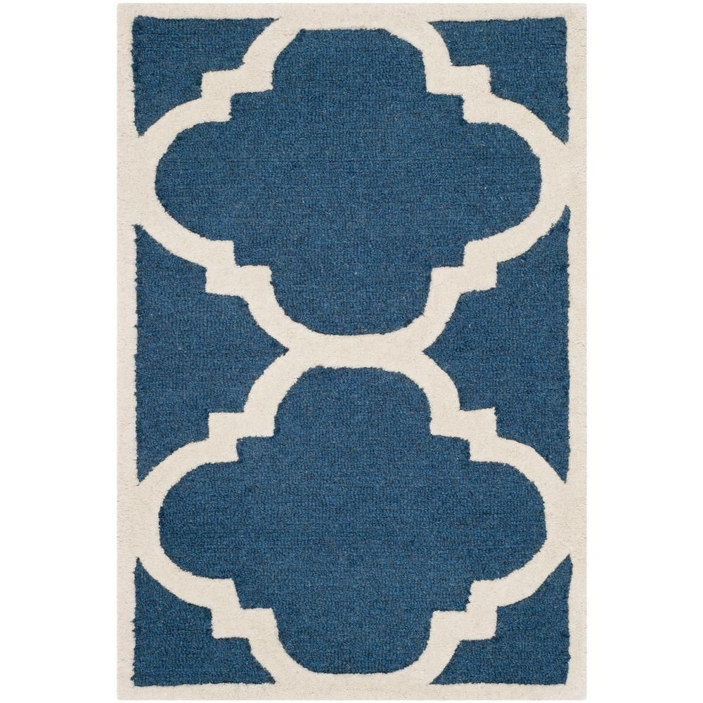 Safavieh Cambridge Ivory Beige 3 Ft X 12 Ft Runner Rug Area Rugs Wool Area Rugs Wool Rug