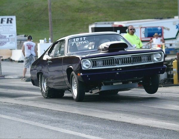 71 Plymouth Duster With Title Hemi 8 90 151mph For Sale In
