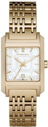 Burberry Watch, Women's Swiss Gold Ion Plated Stainless Steel Link Bracelet 25x29mm BU1574: Watches: Amazon.com