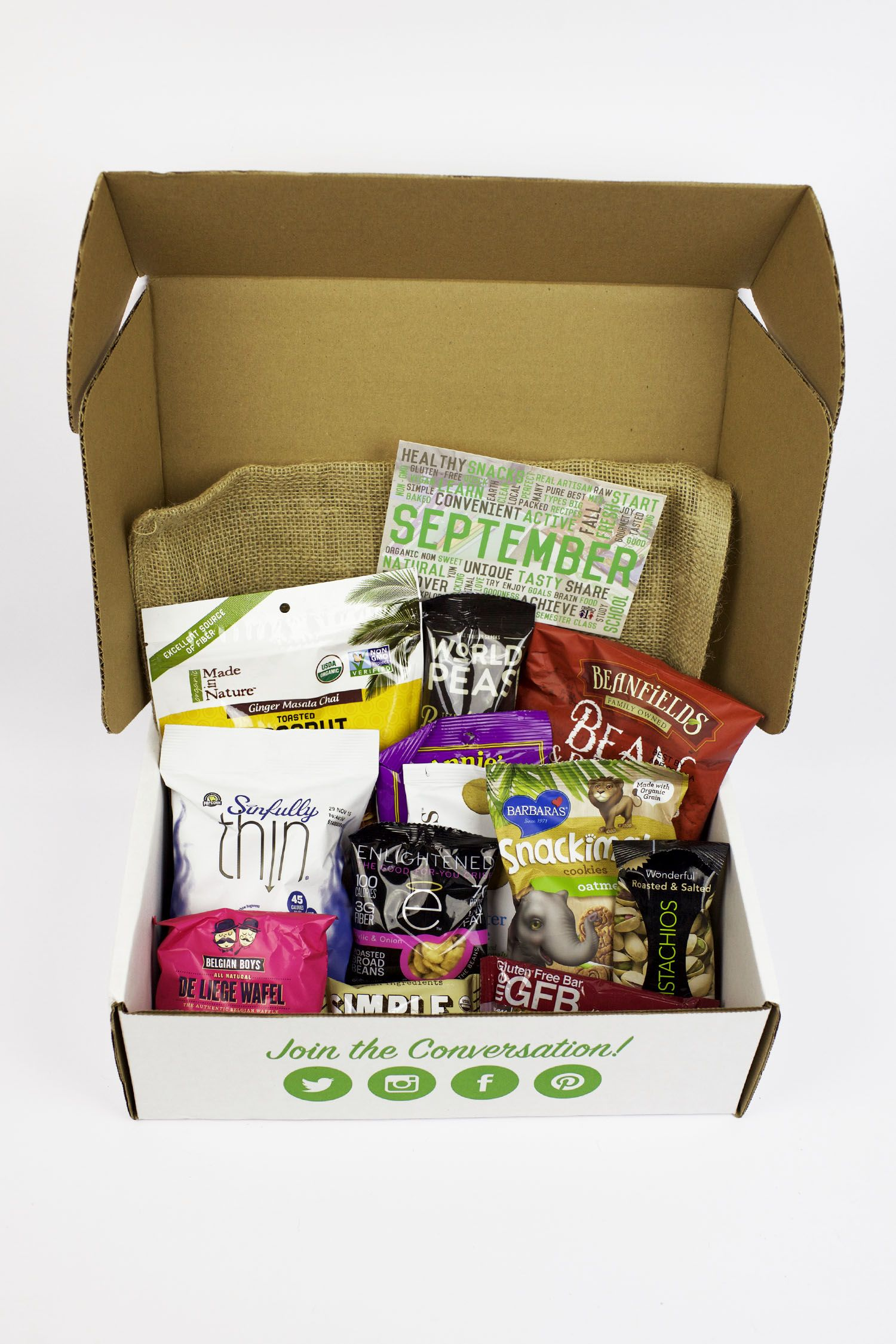SnackSack - September 2015