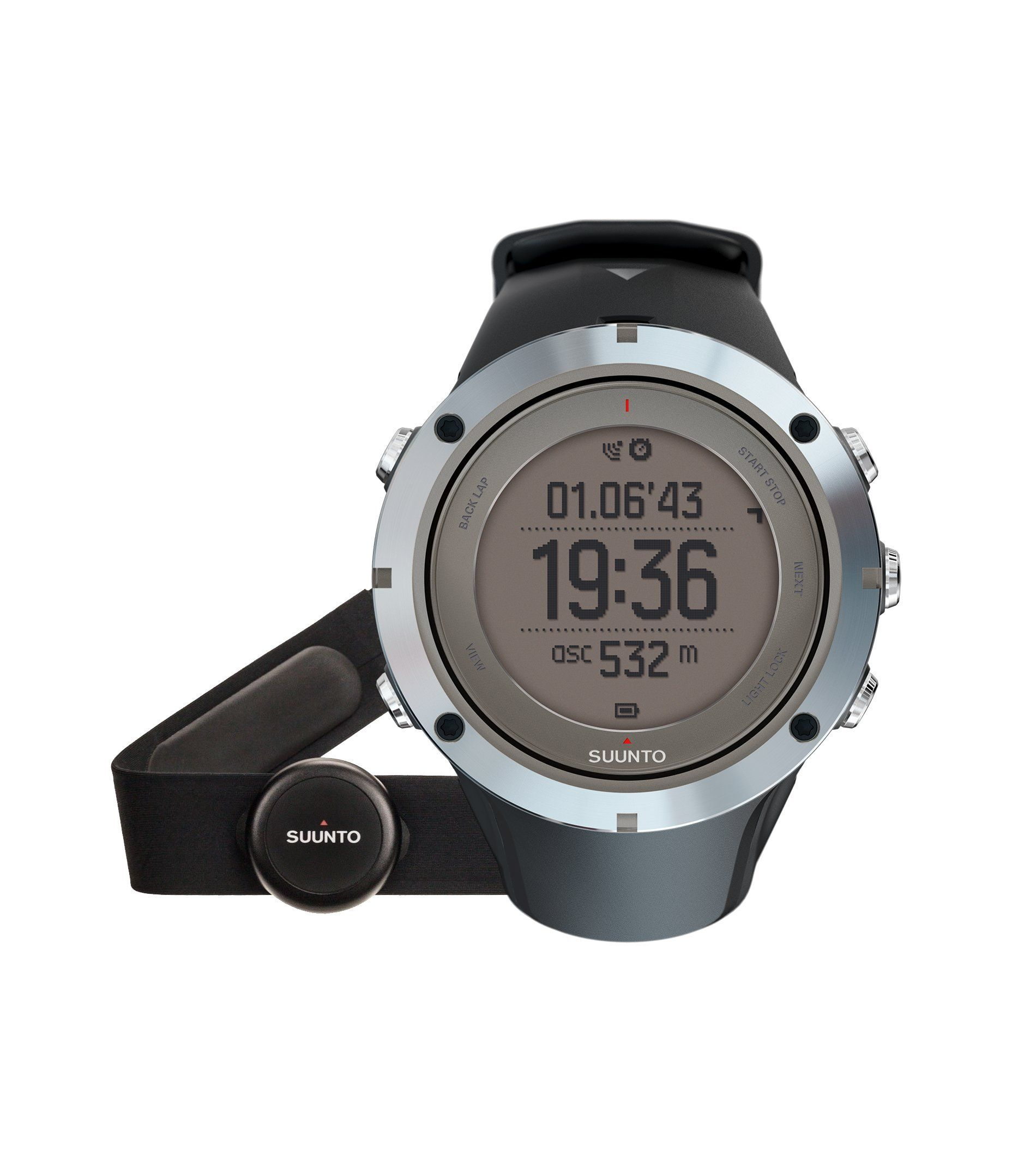 Suunto Ambit3 Peak GPS Watch with Heart Rate Sapphire