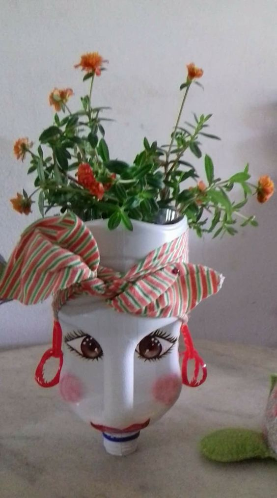 Pin On Garden Crafts Upcycling