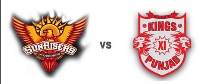 Sunrisers Hyderabad Vs Kings Xi Punjab 25th T20 Today Match Prediction Cricket Match Prediction Ipl Watch Live Cricket Match Cricket