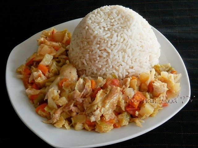 Nigerian mixed vegetable sauce white sauce by nigerian food tv nigerian mixed vegetable sauce white sauce by nigerian food tv forumfinder Images