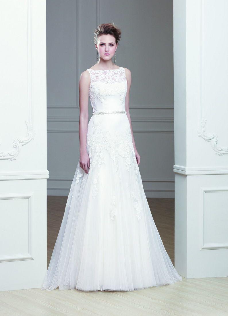 Wedding dresses styles  Modeca Bridal Gown Style  Ola  My Wedding  Pinterest  Bridal