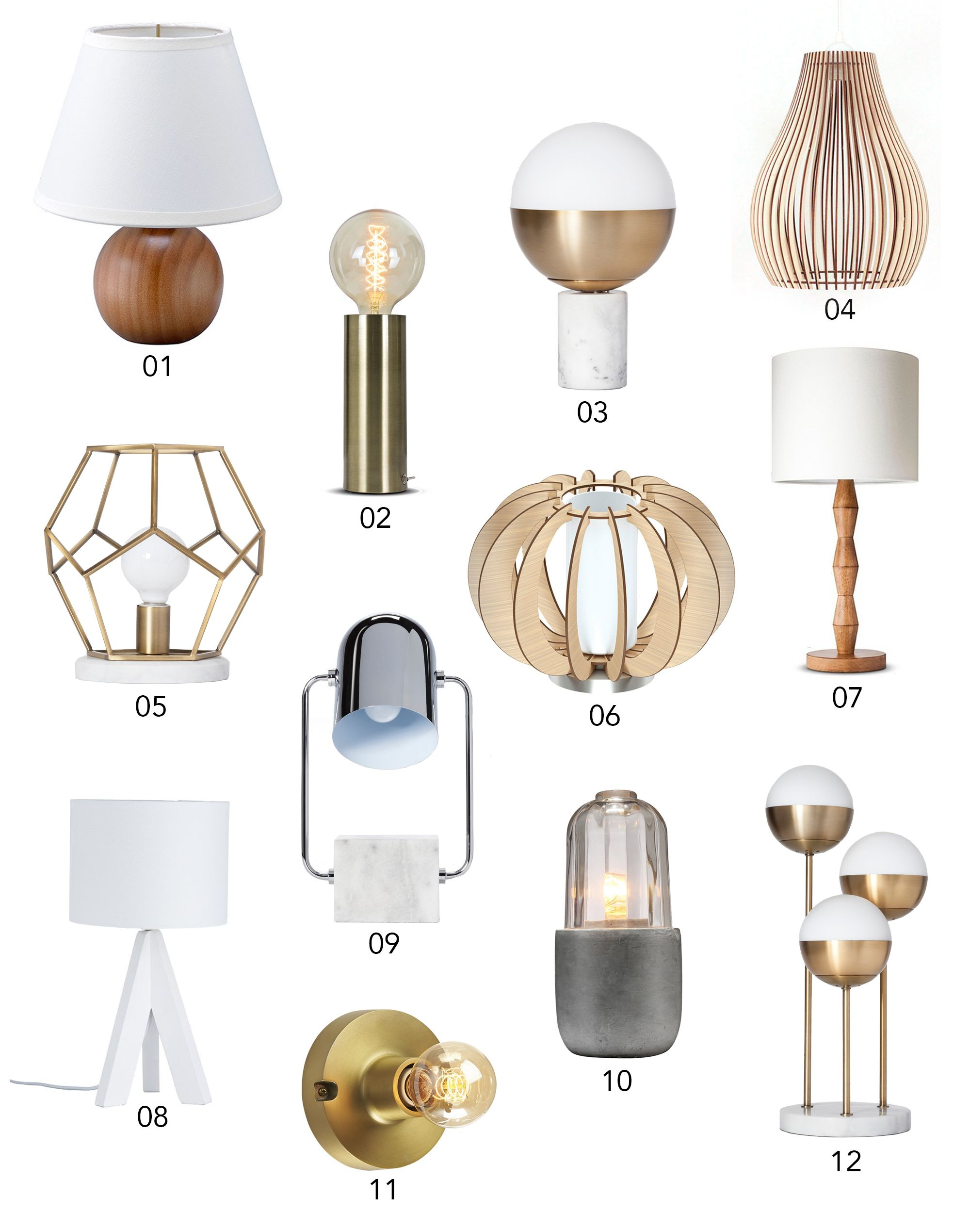 50 Stylish Lamps You Won T Believe Are Under 50 Lamp Decor Traditional Decor
