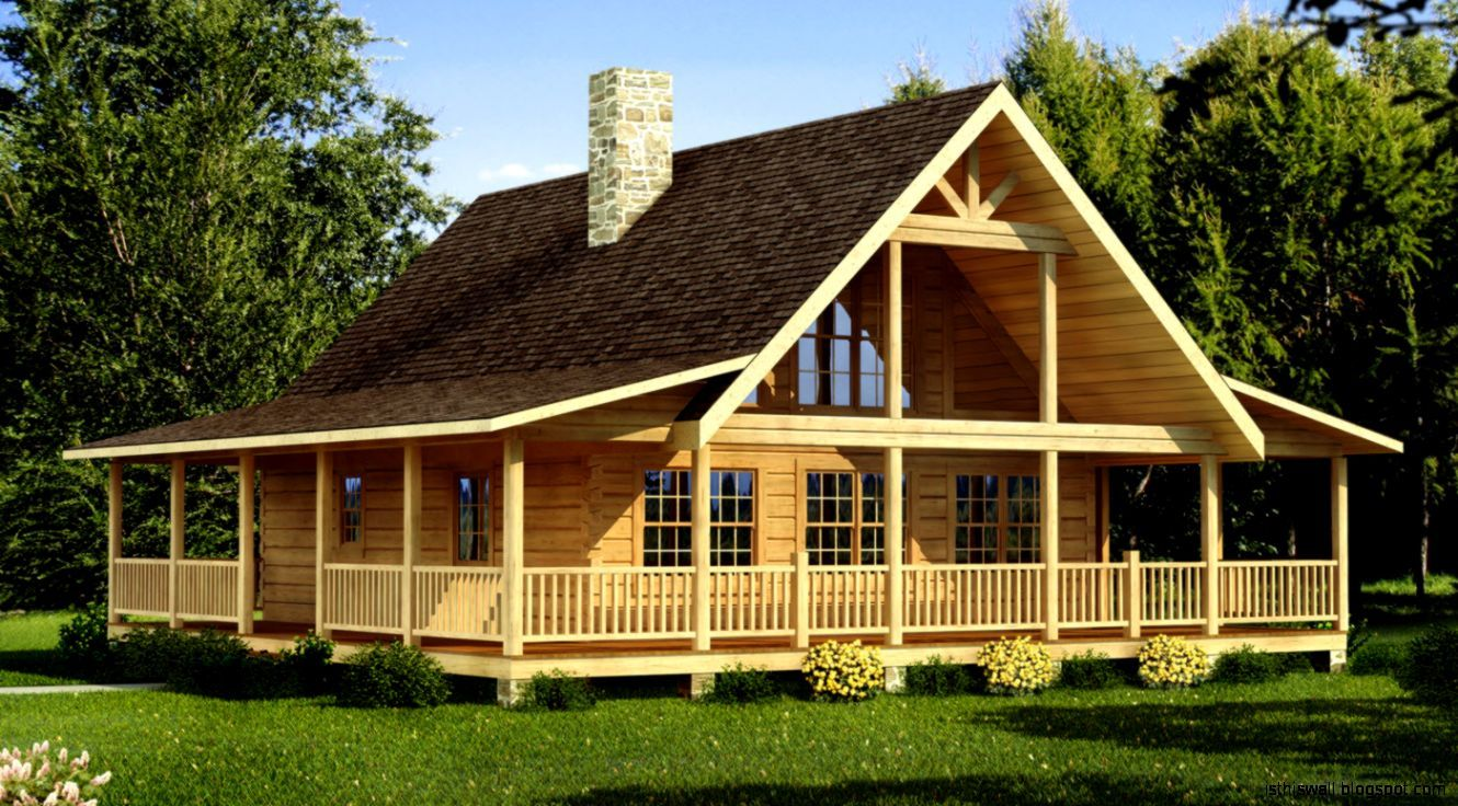 Log Cabin Double Wide Mobile Homes Cabin Floor Plans And