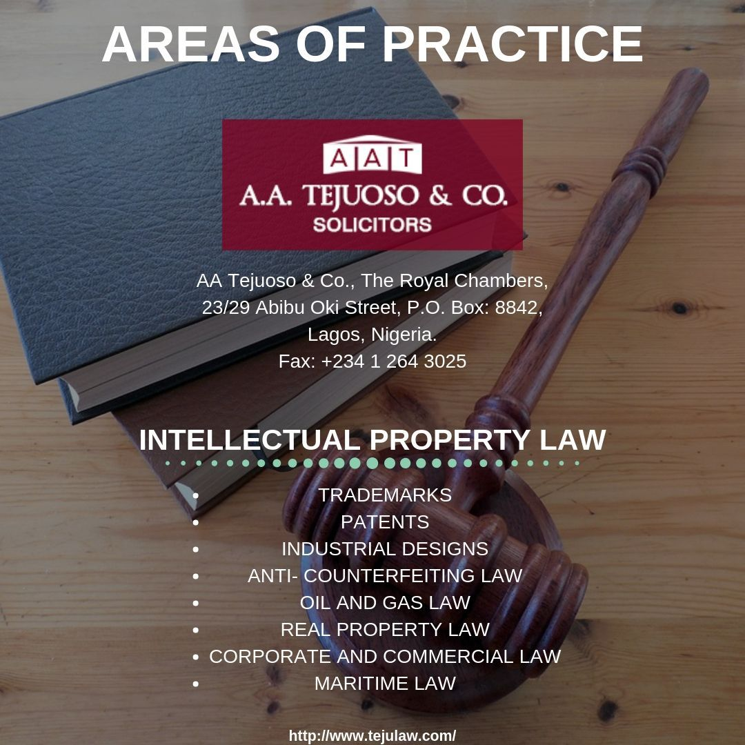 AA Tejuso & Co. The leading legal firm in Nigeria and