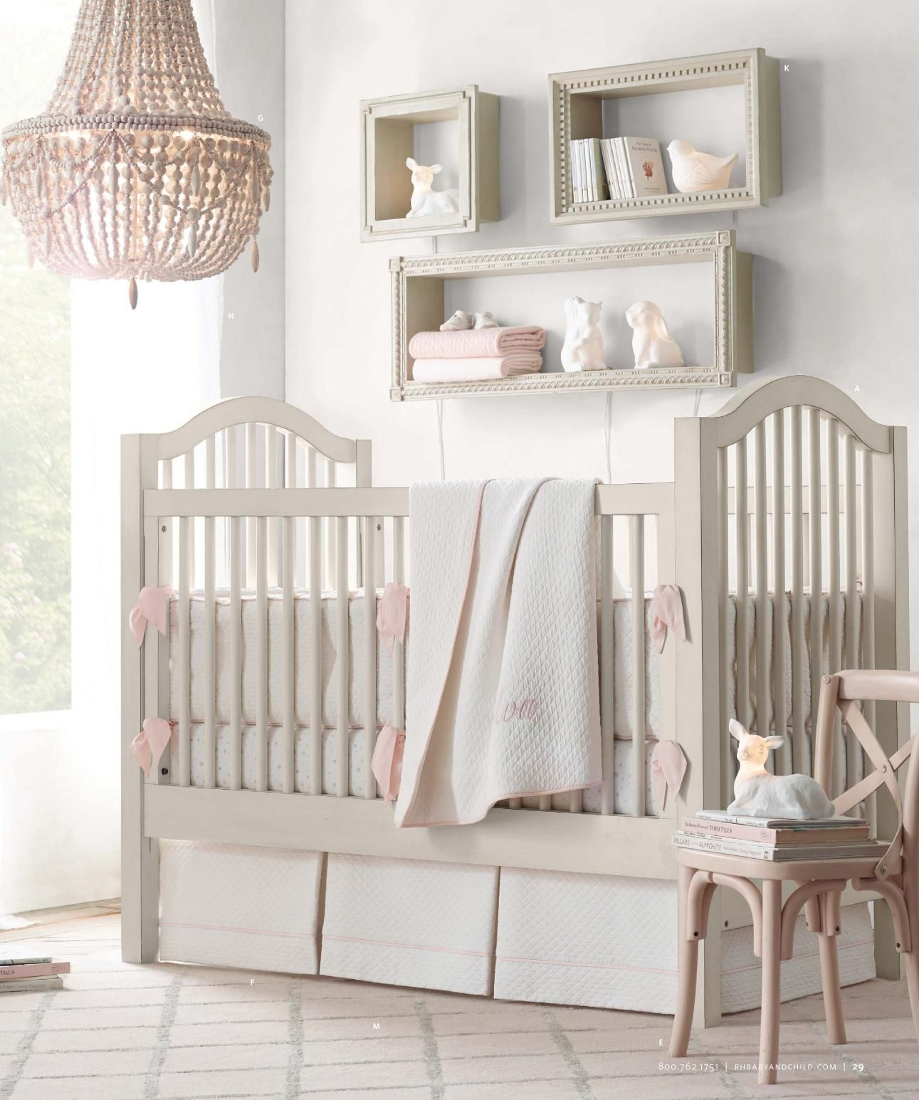 Rh Baby Child Nursery Bedding Collections
