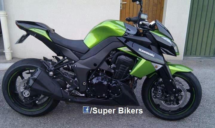 Kawasaki Z10000   Motocicletas   Pinterest