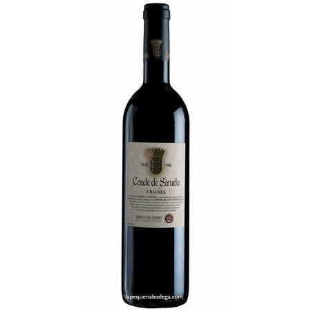 Conde De Siruela Crianza Do Ribera Vino Tinto Conde Vinos