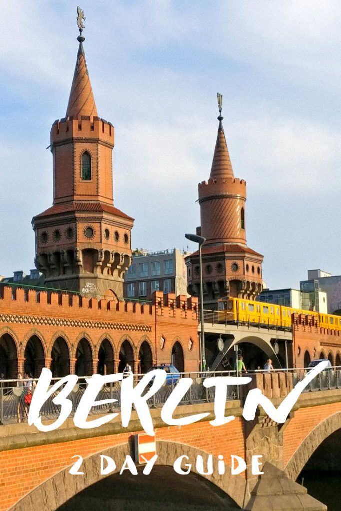 Discover the best of Berlin with this two day guide around the city ~ Berlin in 48 hours