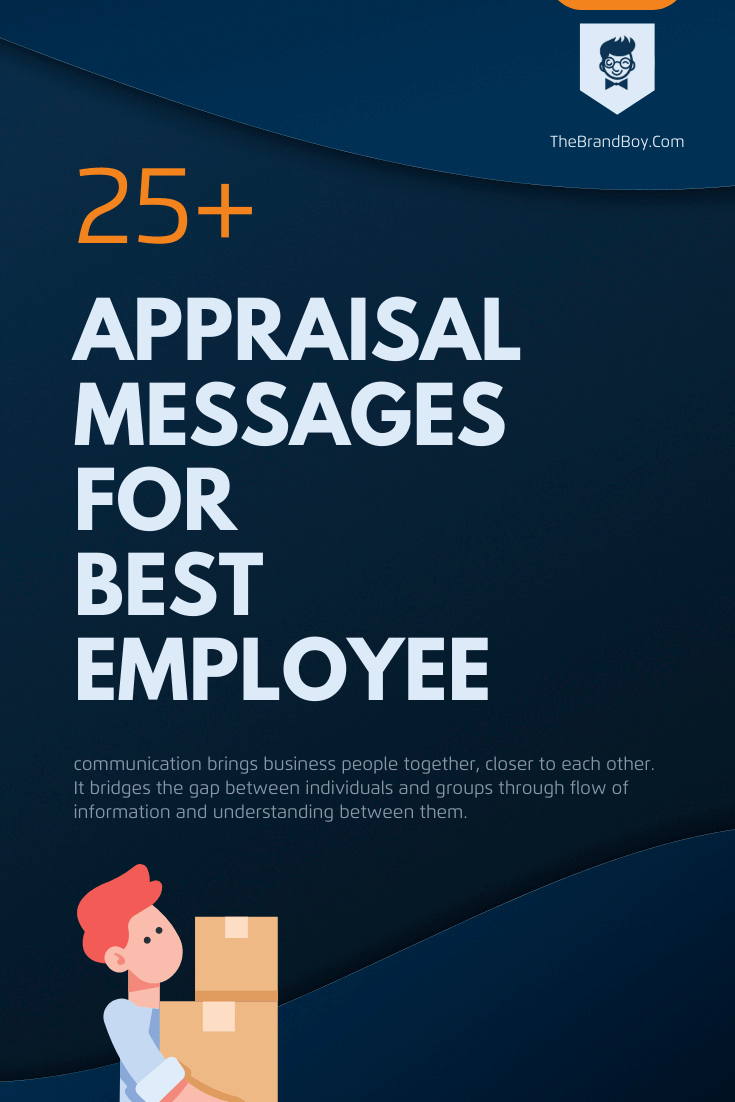 39+ Best Appraisal Messages for Best Employee