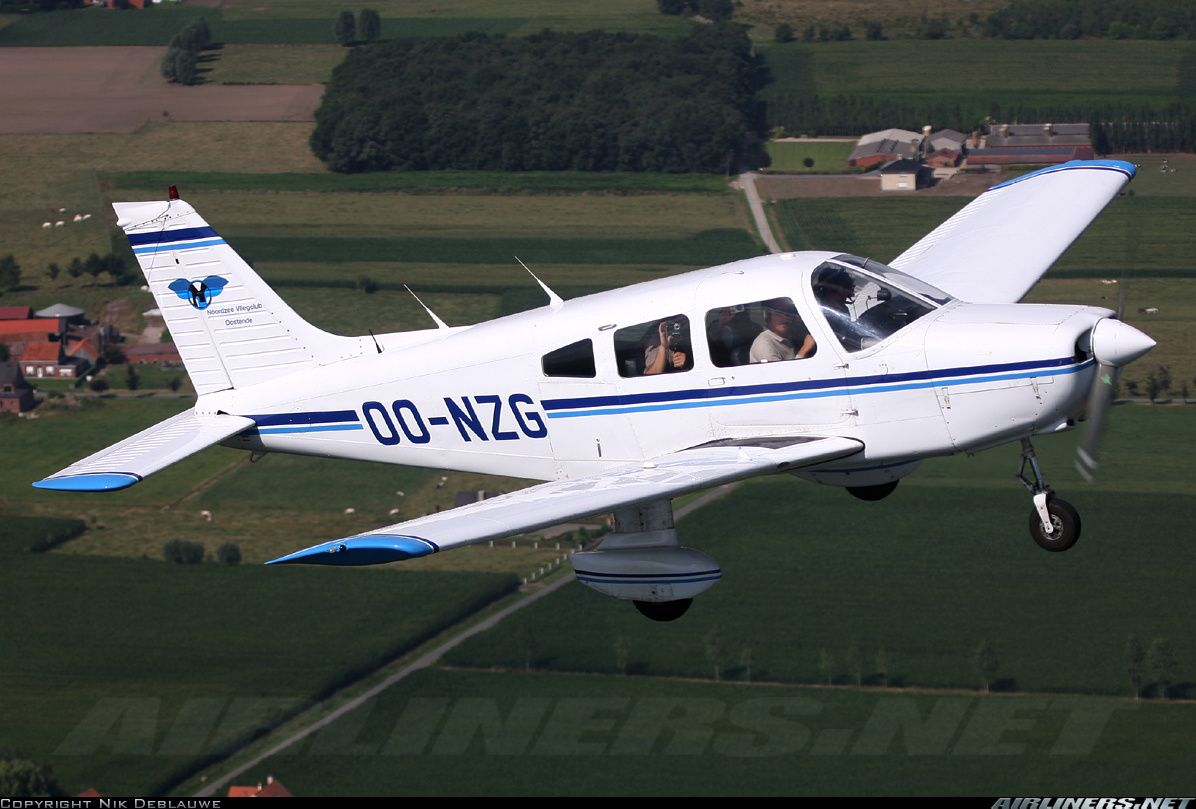 Piper PA-28-161 Warrior II | Aviation | Aircraft, Airplane