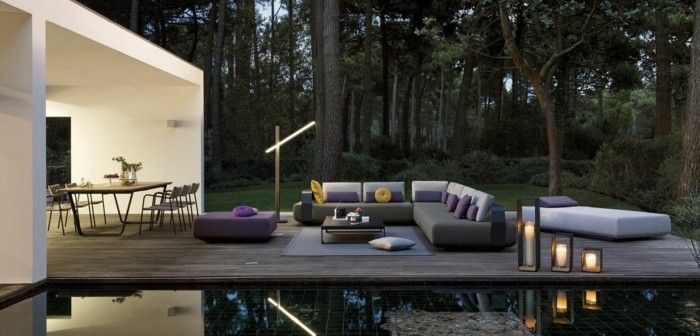 gartenlounge für die ganze familie Gartengestaltung u2013 Garten und - garten lounge ideen
