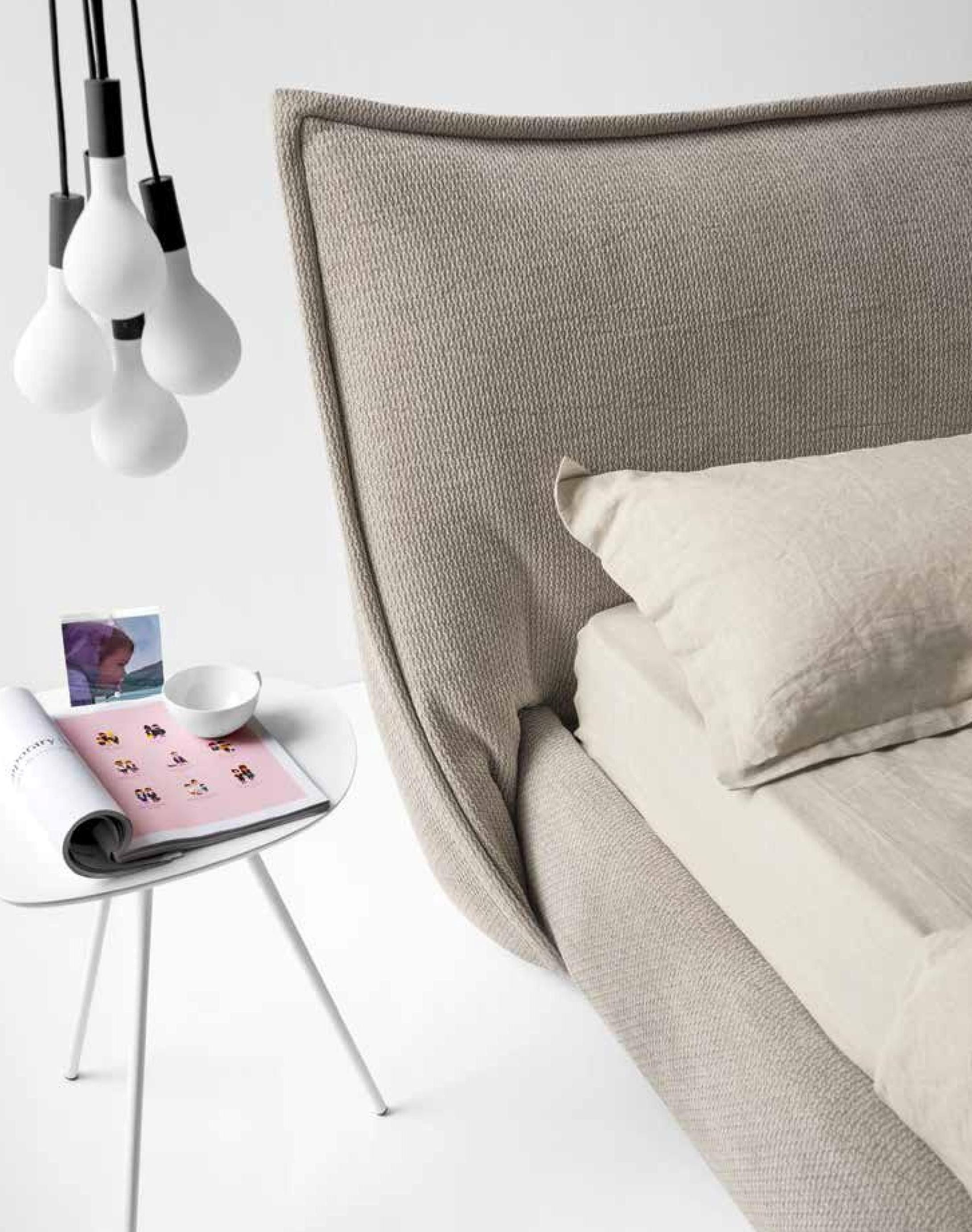please killing me softly softly bed by calligaris