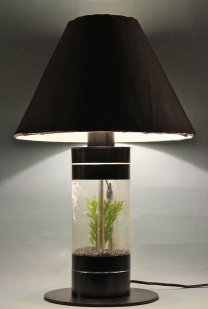 Aquarium Table Lamp Decorative Table Lamps Lamp Table Lamp