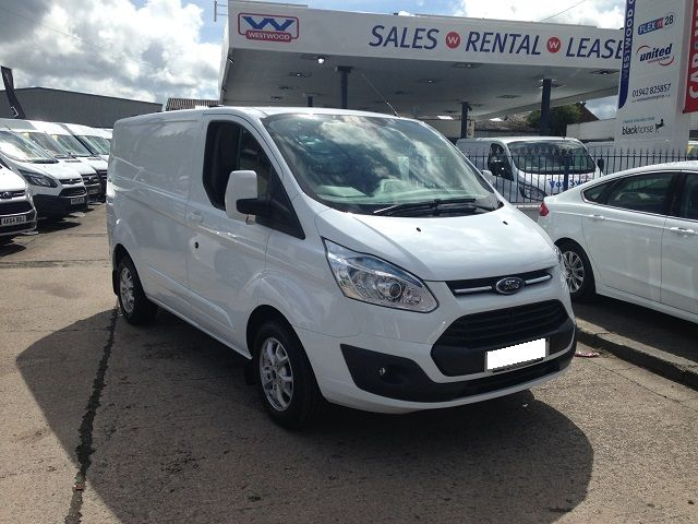 2015 64 Ford Transit Custom 2 2 Tdci 125ps Low Roof Limited Van