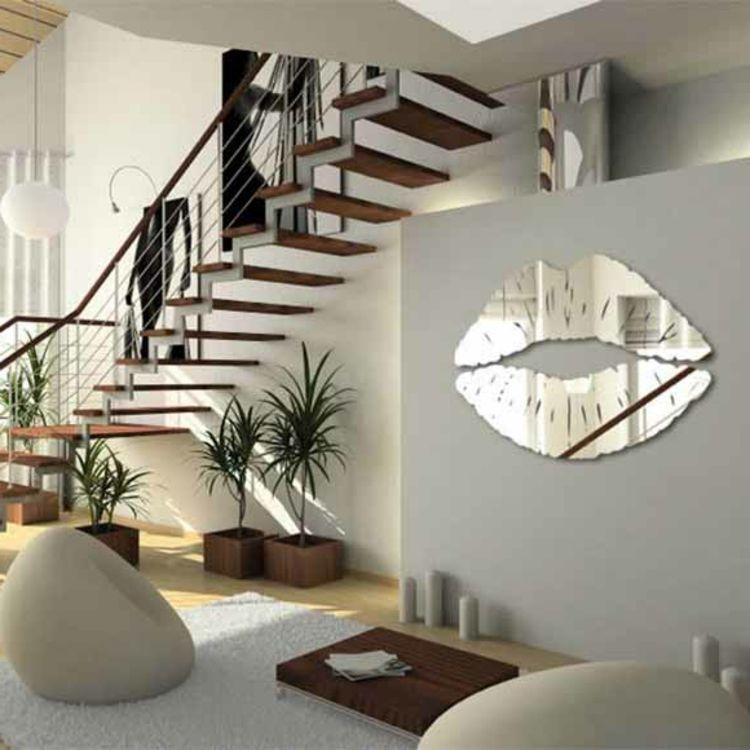 Wanddeko Spiegel designer spiegel flur die schönsten einrichtungsideen