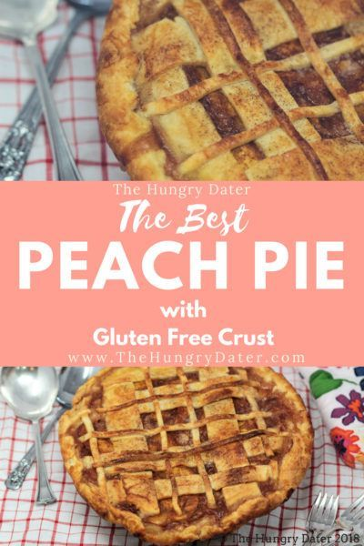 I often eat peach pie in August or a bridge month to fall.  It's a transitional flavor between my tw...