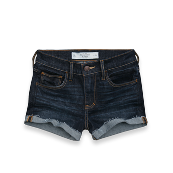 Kelly highrise fit shorts from Abercrombie