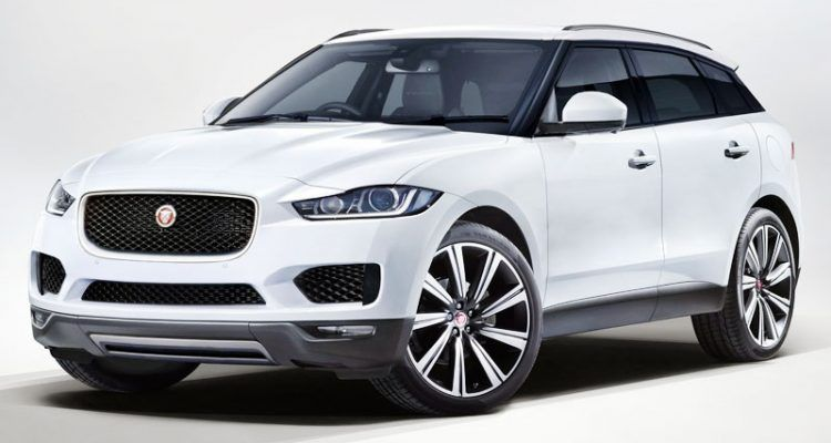 2018 Jaguar E Pace Spy Shots Baby Brother Of F Pace Suv Jaguar