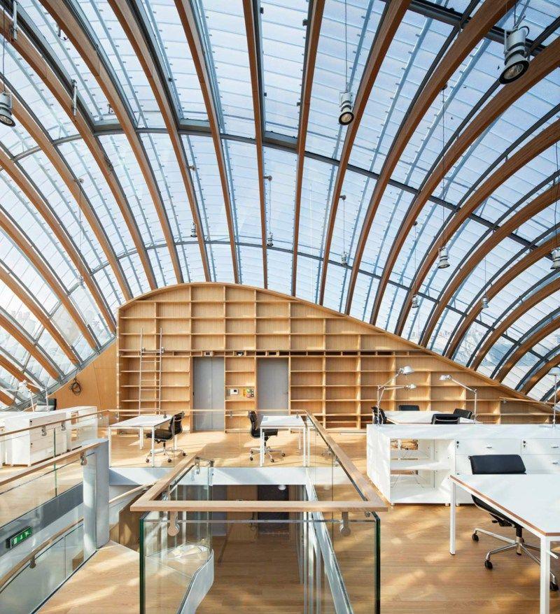 Interieur Stiftung Jerome Seydoux Pathe, Paris