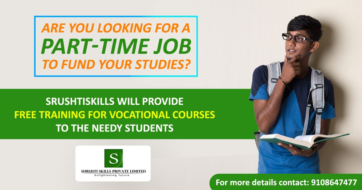 Part time jobs training in bangalore part time jobs