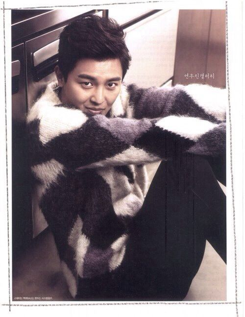 Yeon Woo Jin on @dramafever, Check it out!