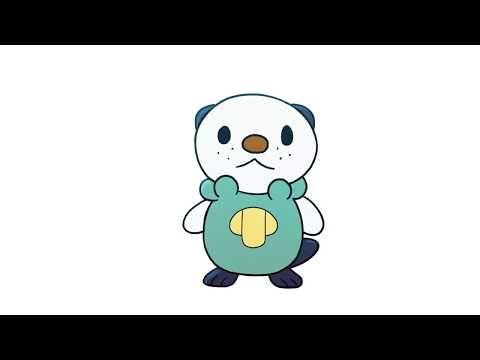 Oshawott Evolves - YouTube