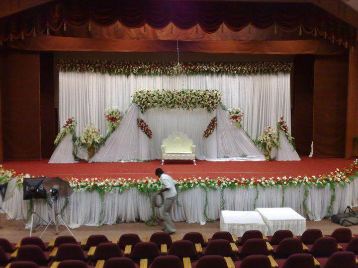Bangalore Stage Decoration Design 355 Indian Wedding