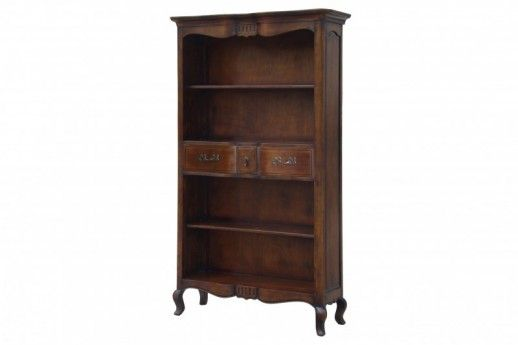 b cherregal vintage massiv holz wandregal b cherwand regal wand shabby chic b rom bel pinterest. Black Bedroom Furniture Sets. Home Design Ideas