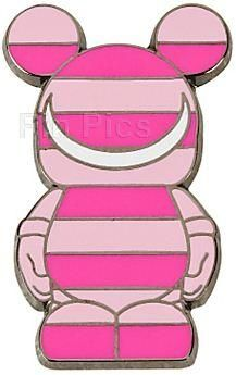 Vinylmation Jr #2 Mystery Pin Pack - Cheshire Cat Only - Pin 83886