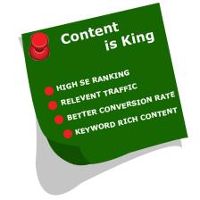 #Contentwriting