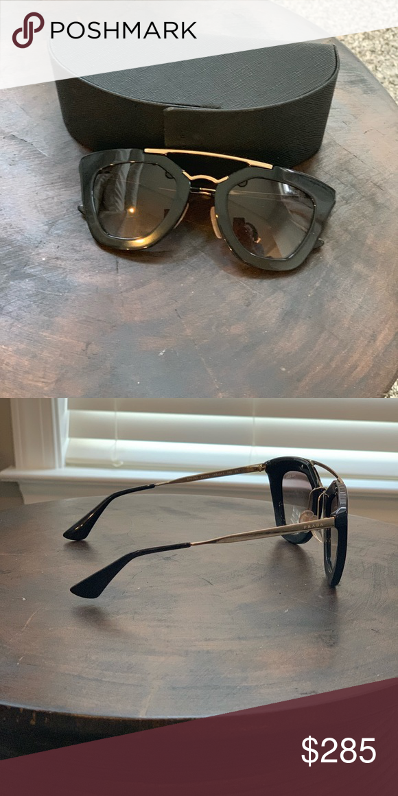 c73730709064 Prada PR09qs Sunglasses Prada PR09qs Sunglasses in great condition! Used a  few times. Always