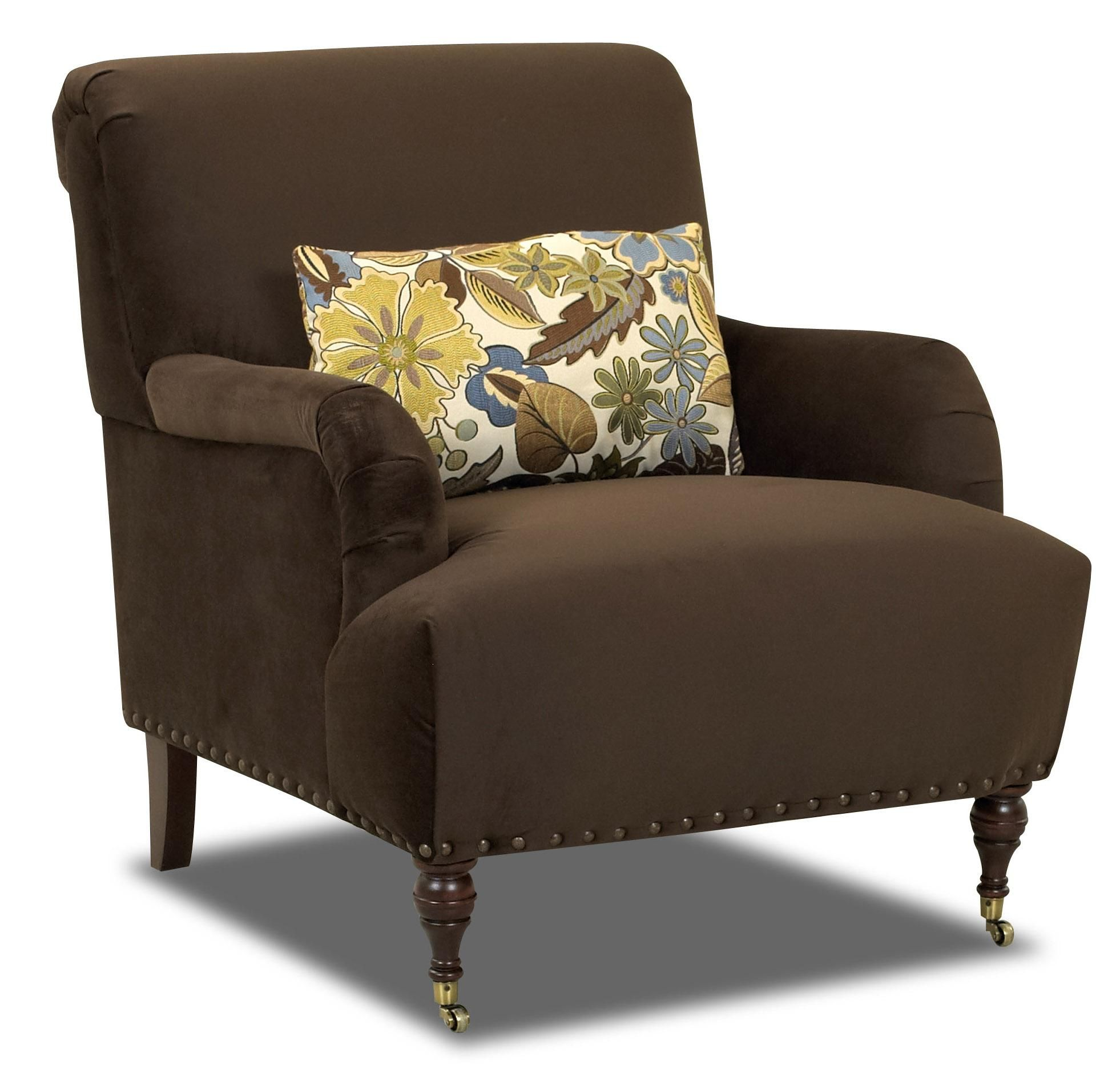 Charmant Dapper Accent Chair By Simple Elegance. Like It In Tan For Living Room