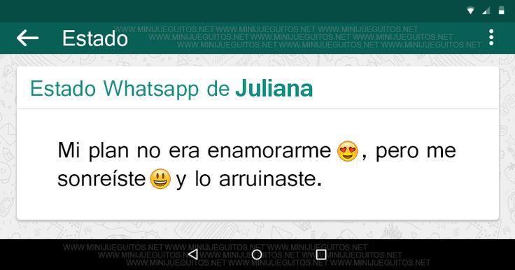 Frases Para Whatsapp: Frases Bonitas Y Estados Para Enamorar Por Whatsapp