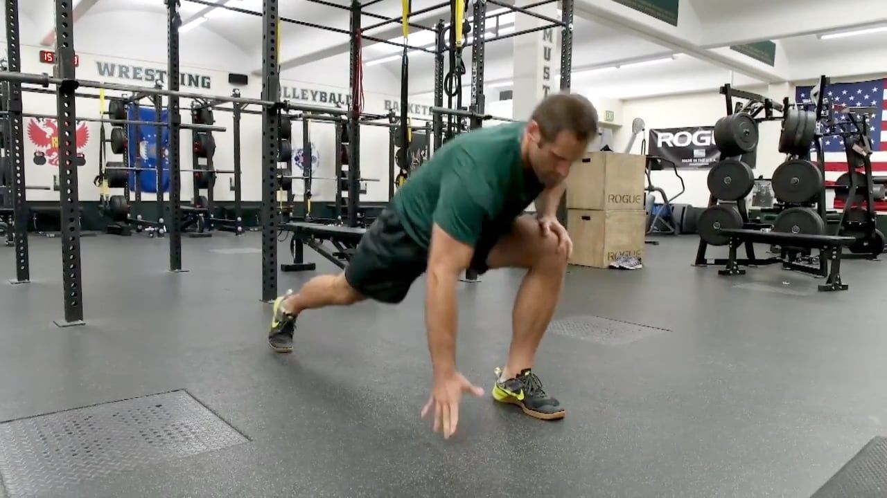 Cal Poly Hip Flow How To Run Faster Strength Conditioning Running Plan