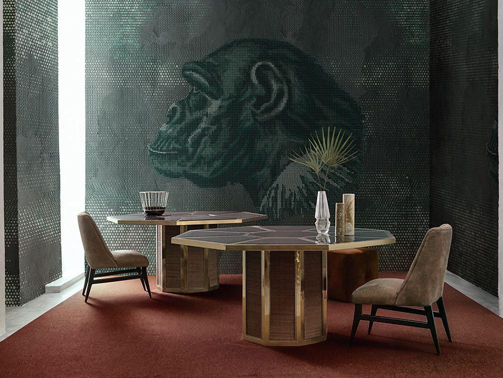 wall deco design tapeten kollektion 2017 mustertapete fototapete und italienisch. Black Bedroom Furniture Sets. Home Design Ideas