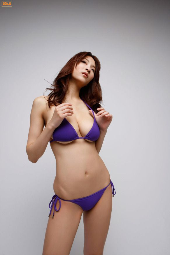 Asian blue bra strip crackle
