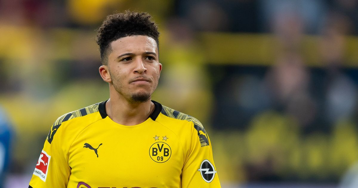 Dortmund Give Update On Sancho Future Amid Man Utd Transfer Interest In 2020 Sancho Latest Football News Borussia Dortmund