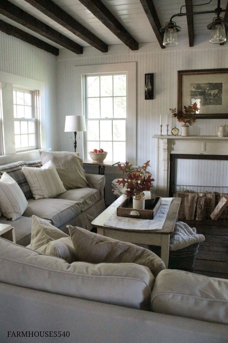 Nice Living Rooms Designs: Nice And Casual Living Room.