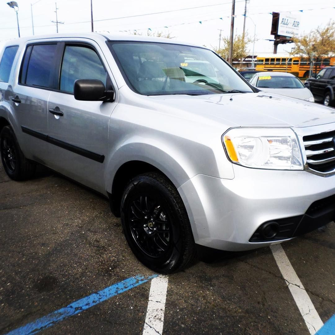 2013 Honda Pilot Lx 14 900 One Owner Low Miles Third Row Seat Very Clean Interior Tinted Windows Custo In 2020 Custom Wheels And Tires Honda Pilot Custom Wheels