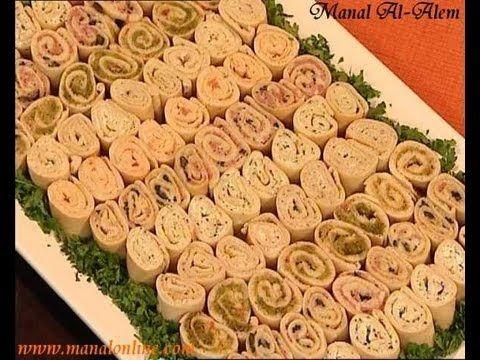 الشاميات منال العالم Desserts Food Cookies