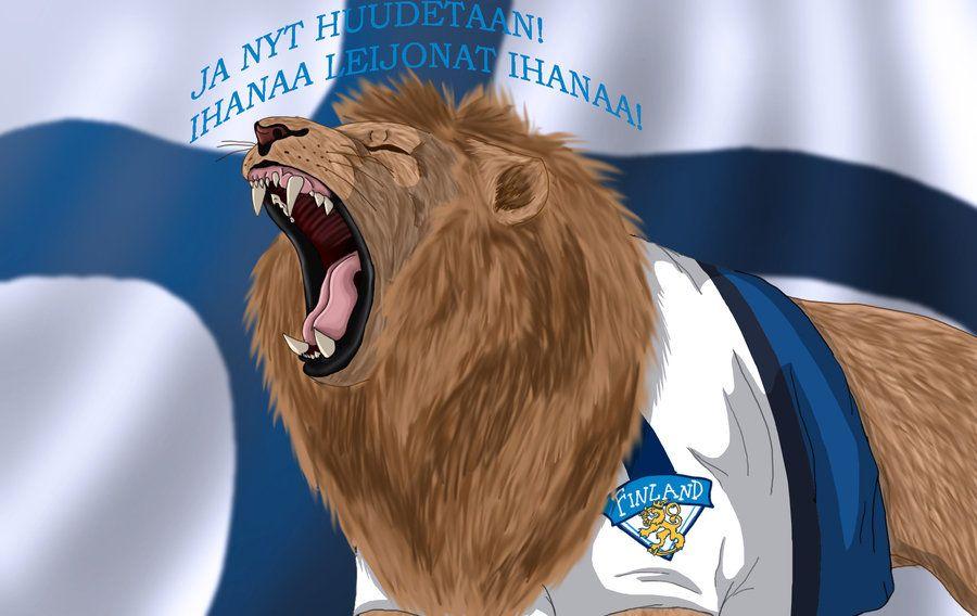 Ihanaa leijonat ihanaa | MinNawW