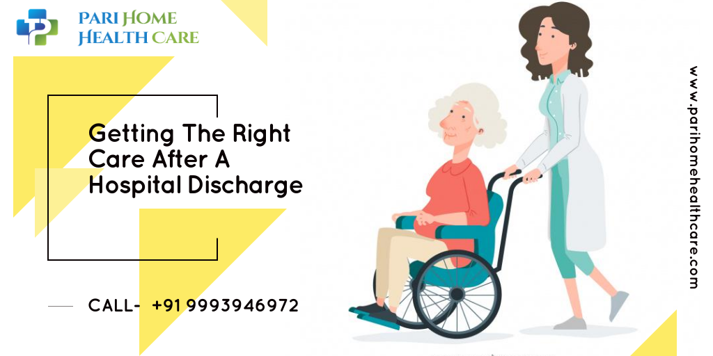 Care After Illness Or Hospital Discharge At Home