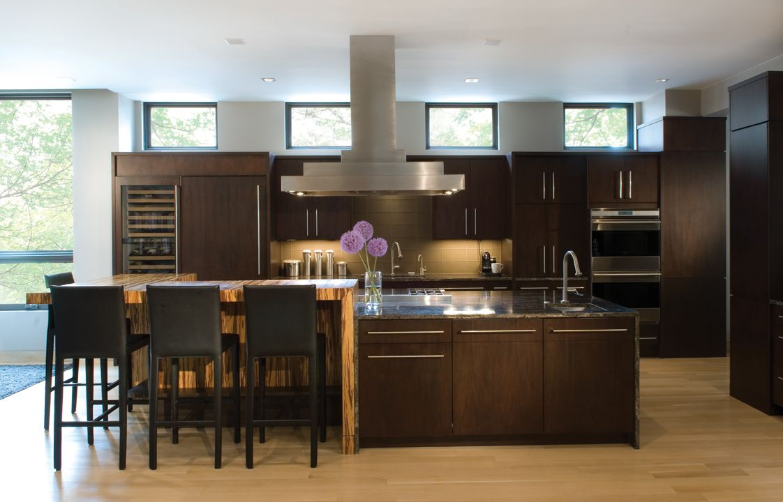 Indoors Meet Outdoors Colorado Homes Lifestyles Above Kitchen Cabinets Custom Kitchens Indoor