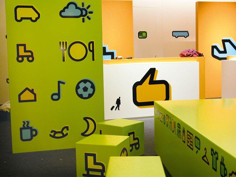Design Bonn visual identity köln bonn airport desing bonn