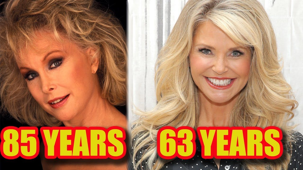 Hairstyles 2019: 20 Most Beautiful Old Women's Celebrity Over 60 Years