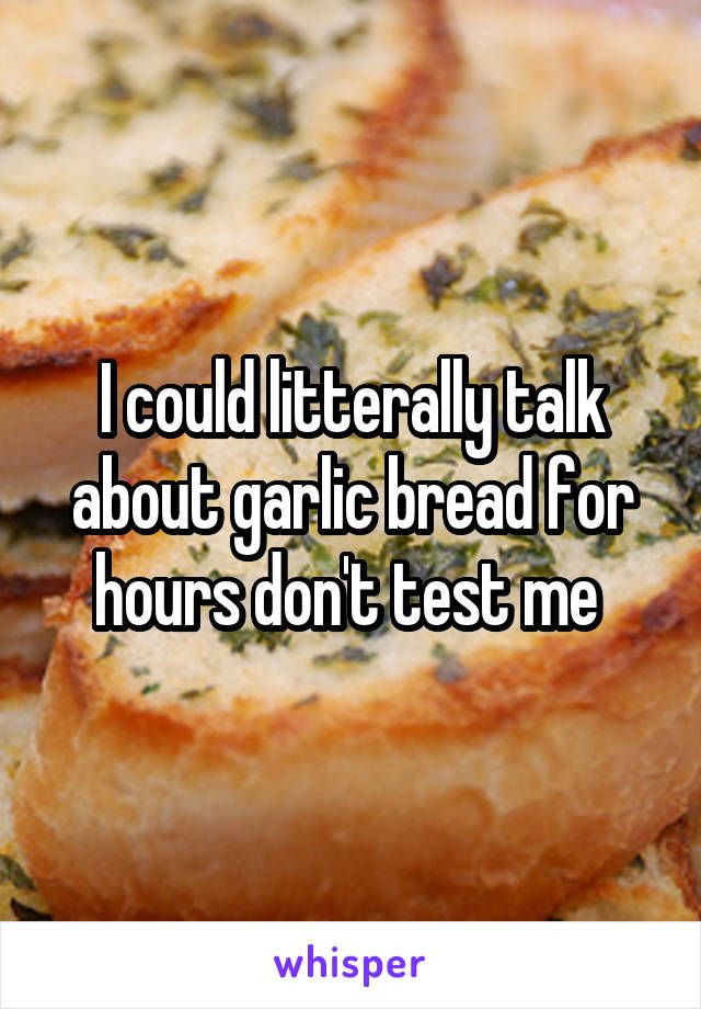 Image result for garlic bread quotes